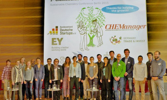 Sustainable Chemistry Conference Berlin 2015 – Wir waren dabei!