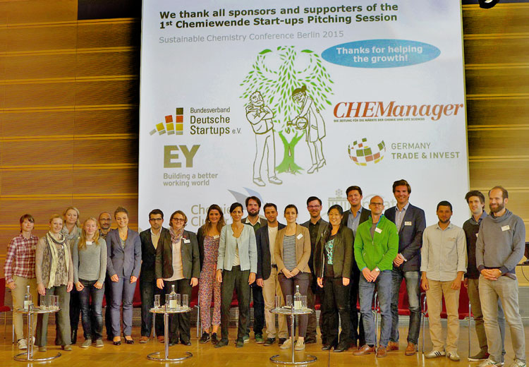 Sustainable Chemistry Conference Berlin 2015