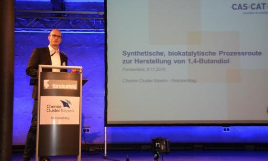 CASCAT unter den Finalisten des Innovationspreises 2015 des Chemie-Cluster Bayern