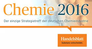 17. Handelsblatt Jahrestagung Chemie